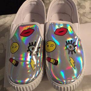 Brand new Olivia Miller Girl Shoes